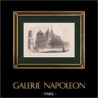 Versailles Cathedral Versailles - Jacques Hardouin-Mansart de Sagonne Architect (France)