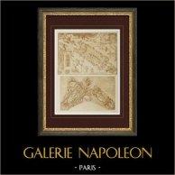 Dekoration - Innertak (Giorgio Vasari) - Valv (Battista Montano)