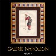 Molière - Jean-baptiste Poquelin - L'avare - de Miserie - Komedie - Harpagon
