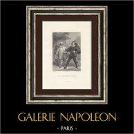 Molière - Jean-baptiste Poquelin - les Fourberies de Scapin - Komedie