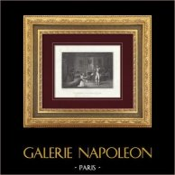 Napoleon Receives the Duchess of Polignac