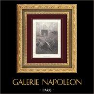 Revue des Morts - Napoleonic Soldier - Napoleon - Triumphal arch - Eagle