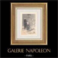 Gargantua and Pantagruel - Rabelais - Throne - Close Stool
