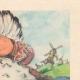 DÉTAILS 03 | Gargantua et Pantagruel - Rabelais - Indiens d'Amérique