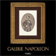 Retrato de Jean-Léon Gérôme (1824-1904)