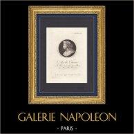 Sculpture - Apollo Citaredo - Medallion