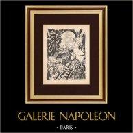 Le Théâtre de Clara Gazul, Spanische Schauspielerin (Prosper Mérimée) 2/12