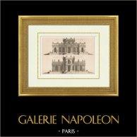 Architectuur - Decoratie - Italiaanse Renaissance - Gebouw (Frankrijk)