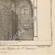 DÉTAILS 08   Meubles Liturgiques - Buffet d'Orgues - Eglise Saint-Séverin - 5ème Arrondissement de Paris