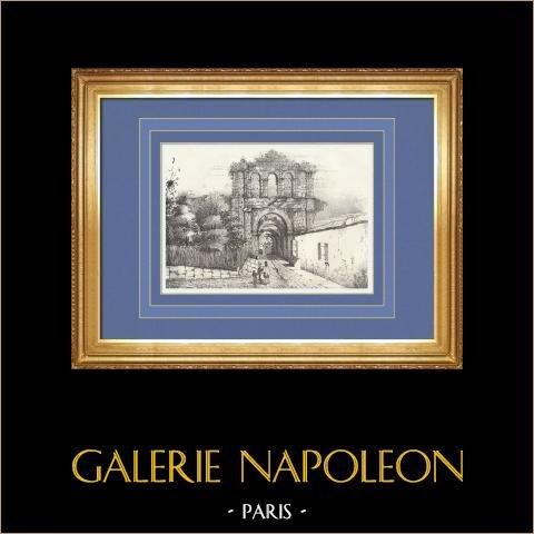 Palais Gallien - Amfitheater - Bordeaux - Gironde (Frankrijk) |