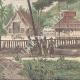DÉTAILS 05   Pagode Royale à Bassac - Indochine Française (Viêtnam)