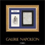 Historical Document - Napoleon - 1806 - Passport
