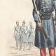 DÉTAILS 02   Uniforme - Armée Française - Légion étrangère - Tirailleur indigène