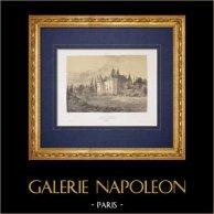 Gallerande Castle - Sarthe (France)