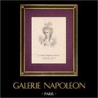 Hairstyle - Hairdressing - Paris - 1900 - La Coiffure Parisienne Illustrée 4/12