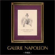 Hairstyle - Hairdressing - Paris - 1900 - La Coiffure Parisienne Illustrée 7/12
