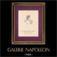 Hairstyle - Hairdressing - Paris - 1900 - La Coiffure Parisienne Illustrée 8/12