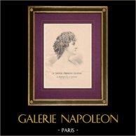 Hairstyle - Hairdressing - Paris - 1900 - La Coiffure Parisienne Illustrée 10/12