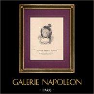 Hairstyle - Hairdressing - Paris - 1900 - La Coiffure Parisienne Illustrée 11/12
