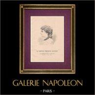 Hairstyle - Hairdressing - Paris - 1900 - La Coiffure Parisienne Illustrée 12/12