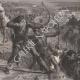 DÉTAILS 06   Bataille d'Ascalon - Première croisade - Godefroy de Bouillon (1099)