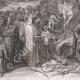 DÉTAILS 04   Prise de Ptolémaïs - Philippe Auguste - Richard Coeur de Lion - Troisième croisade (1191)