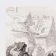 DÉTAILS 01 | Louis XVI distribue des secours aux pauvres (Hiver 1788)