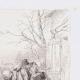 DÉTAILS 05 | Louis XVI distribue des secours aux pauvres (Hiver 1788)