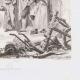 DÉTAILS 06 | Louis XVI distribue des secours aux pauvres (Hiver 1788)