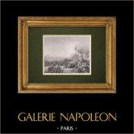 Bataille de Héliopolis - Campagne d'Égypte - Kléber - Napoléon Bonaparte (20 Mai 1800)