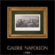 Bataille d'Austerlitz - Guerres napoléoniennes - Napoléon Bonaparte (2 décembre 1805)