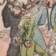 DÉTAILS 02 | Caricature Politique - 1877 - Finance - Papa Budget