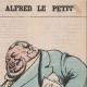 DÉTAILS 03 | Caricature Politique - 1877 - Finance - Papa Budget