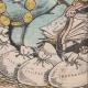 DÉTAILS 06 | Caricature Politique - 1877 - Finance - Papa Budget