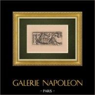 Dekorativ Konst - Inredning - Dekorationer (Le Pautre)