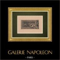 Artes Decorativas - Decoraciones (Le Pautre)