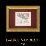 Musée royal des antiques du Louvre - Paris - Palácio imperial do Palatino - Sala do Centaur