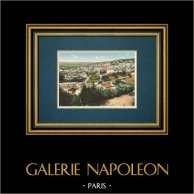 General view of Nazareth - Galilee (Israel)