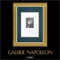 Galleria Palatina - Florens - Porträtt av Eleonora de' Medici (Frans Pourbus il Giovane)
