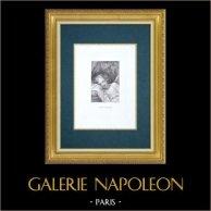 Galleria Palatina - Firenze - Amore dormiente (Volterrano)