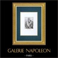 Galerie Palatine - Florence - Portrait de Pierre l'Arétin (Le Titien)