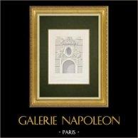 Slott i Pailly - Gaspard de Saulx-Tavannes - Haute-Marne (Frankrike)