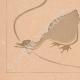 DÉTAILS 03 | Art Japonais - Esquisse - Oie - Canard (Kitao Massayoshi)