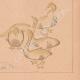 DÉTAILS 06 | Art Japonais - Esquisse - Oie - Canard (Kitao Massayoshi)