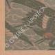 DÉTAILS 03   Art Japonais - Décoration - Dessin d'Etoffe - XVIIIème Siècle