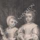 DÉTAILS 02   Portrait - Les trois Enfants de Charles Ier (Van Dyck)