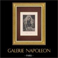 La Madone Sixtine (Raffaello Sanzio dit Raphaël)