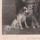 DÉTAILS 03   Portrait - Les trois Enfants de Charles Ier (Van Dyck)