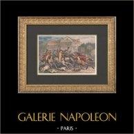Humour - Poème - John Gilpin's Famous Ride (J.H. Nicholson)