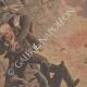 DÉTAILS 02   Attentat d'Aniche - Mort de l'assassin - France - 1895